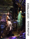 new york city  ny usa  ... | Shutterstock . vector #1019779843
