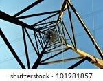 high voltage post   Shutterstock . vector #101981857