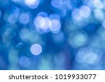 bule bokeh background from... | Shutterstock . vector #1019933077