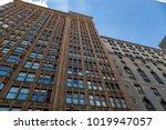 windows of chicago | Shutterstock . vector #1019947057