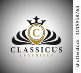 Letter C Logo   Classic...