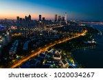 suzhou industrial park   Shutterstock . vector #1020034267