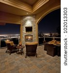 Beautiful Patio With View At...