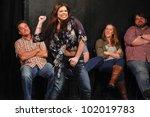 hollywood   april 23  danielle... | Shutterstock . vector #102019783