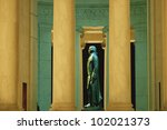 Statue Of Thomas Jefferson In...