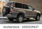 kazakhstan  ust kamenogorsk ...   Shutterstock . vector #1020229627