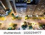 avenue sete de setembro from... | Shutterstock . vector #1020254977