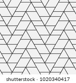 vector seamless pattern.... | Shutterstock .eps vector #1020340417