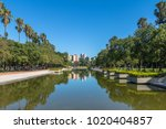 farroupilha park or redencao...   Shutterstock . vector #1020404857