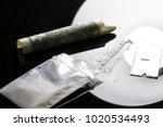drug abuse epidemic. illicit...   Shutterstock . vector #1020534493