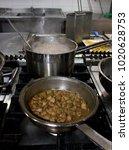 Stewed Chicken Liver In Mustar...