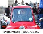london england  oct 11  ...   Shutterstock . vector #1020737557