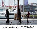valencia  valencia   spain   05 ... | Shutterstock . vector #1020744763