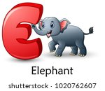 Letter E Is For Elephant...