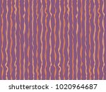 rippling curved stripes... | Shutterstock .eps vector #1020964687