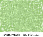 abstract green background with... | Shutterstock .eps vector #1021123663