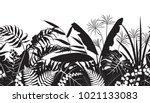 seamless line horizontal... | Shutterstock .eps vector #1021133083