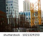 tel aviv israel february 8 2018 ... | Shutterstock . vector #1021329253