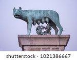 merida  spain   february 1st ... | Shutterstock . vector #1021386667