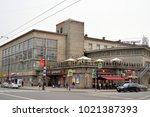 st.petersburg  russia   27 may... | Shutterstock . vector #1021387393