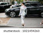 paris september 30  2016.... | Shutterstock . vector #1021454263