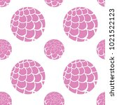 seamless pattern with funny...   Shutterstock . vector #1021522123