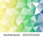 background  triangles overlap. | Shutterstock .eps vector #1021522333