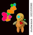 Raster Copy  Voodoo Doll With...