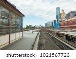 melbourne  australia   january... | Shutterstock . vector #1021567723