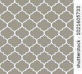 hampton  moroccan pattern. | Shutterstock . vector #1021605733