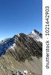 Small photo of Scenic view of austrian alps (Stubaier Alpen/Tirol)