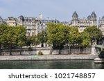 the picturesque embankments of... | Shutterstock . vector #1021748857