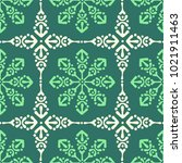 simple modern pattern with... | Shutterstock .eps vector #1021911463