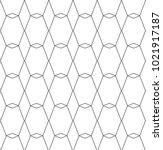 seamless geometric ornamental...   Shutterstock .eps vector #1021917187