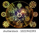 astral connection series.... | Shutterstock . vector #1021942393