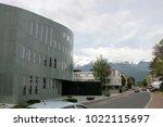 vaduz  liechtenstein   may 06... | Shutterstock . vector #1022115697