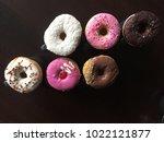 donut  rhythm composition | Shutterstock . vector #1022121877