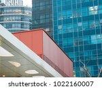 tel aviv israel february 8 2018 ... | Shutterstock . vector #1022160007