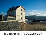 barmouth  gwynedd  north wales  ... | Shutterstock . vector #1022259187