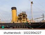 tallinn  estonia  december 31 ... | Shutterstock . vector #1022306227