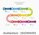 Infographic Template. Vector...