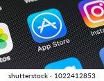 sankt petersburg  russia ...   Shutterstock . vector #1022412853