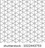 seamless ornamental vector...   Shutterstock .eps vector #1022443753