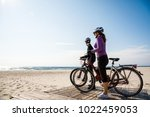 healthy lifestyle   people... | Shutterstock . vector #1022459053