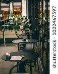 london  uk   29 jan 2018  quiet ... | Shutterstock . vector #1022467597