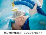 pre oxygenation for general... | Shutterstock . vector #1022478847