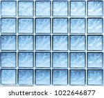 Abstract Background Of Blue...