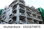 bangkok  thailand   january 19...   Shutterstock . vector #1022674873