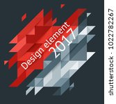 minimalistic design  creative... | Shutterstock .eps vector #1022782267