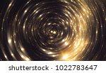 abstract gold bokeh circles....   Shutterstock . vector #1022783647
